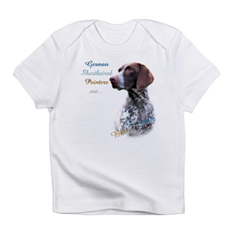 German Shorthaired Best Friend Infant T-Shirt