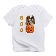 Halloween Cavalier Boo Creeper Infant T-Shirt