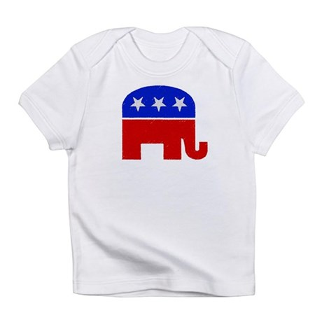 Republican baby thingy Infant T-Shirt