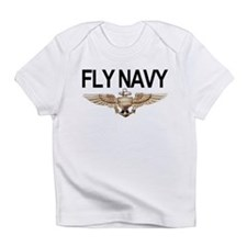 Fly Navy Wings Infant T-Shirt