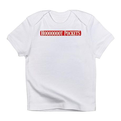 Hooooooot Pockets Infant T-Shirt