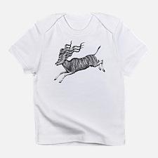 SingleRunningDeer Infant T-Shirt
