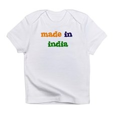 Made in India Creeper Infant T-Shirt