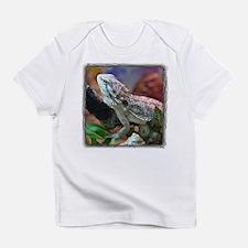 Bearded Dragon Creeper Infant T-Shirt