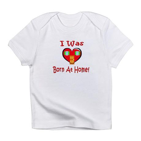 Creeper White Infant T-Shirt