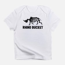 Rhino Bucket Infant T-Shirt