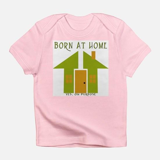 Homebirth On Purpose Creeper Infant T-Shirt