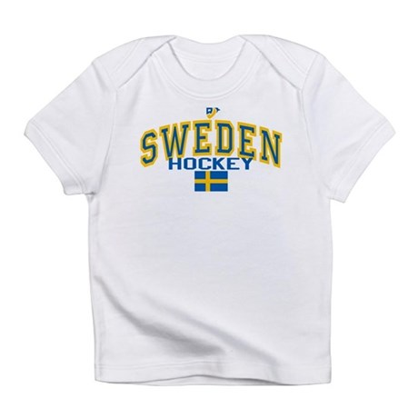 SE Sweden(Sverige) Hockey Infant T-Shirt