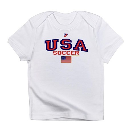 USA American United States Soccer Infant T-Shirt