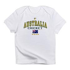 AUS Australia Cricket Infant T-Shirt