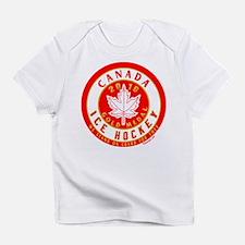 CA Canada Hockey Gold Medal Infant T-Shirt