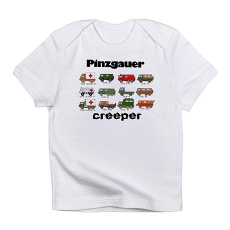 A creeper for your Creeper Infant T-Shirt