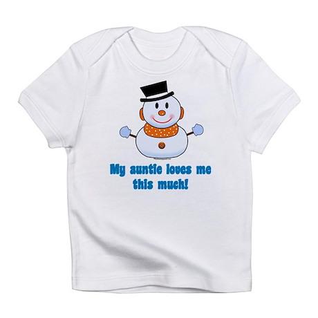 Auntie love Infant T-Shirt
