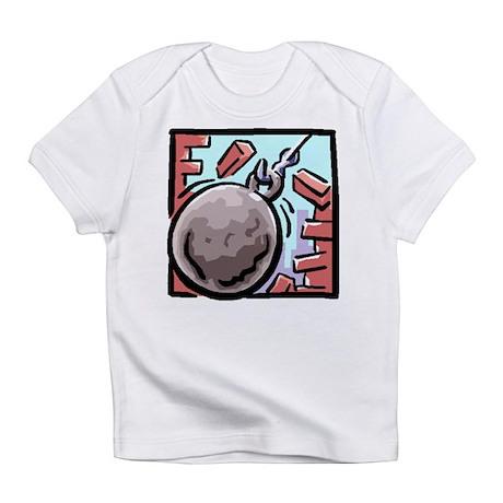 Wrecking Ball - Creeper Infant T-Shirt