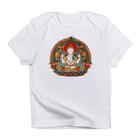 Kuan Yin Creeper Infant T-Shirt
