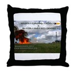 Boomershoot 2011 Throw Pillow