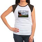 Boomershoot 2011 Women's Cap Sleeve T-Shirt
