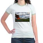 Boomershoot 2011 Jr. Ringer T-Shirt