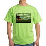 Boomershoot 2011 Green T-Shirt