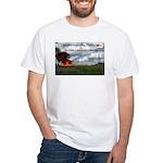Boomershoot 2011 White T-Shirt