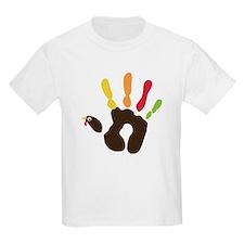 Turkey Hand T-Shirt