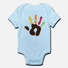 Turkey Hand Infant Bodysuit