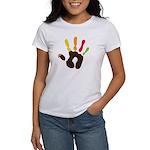 Turkey Hand Women's T-Shirt