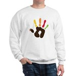 Turkey Hand Sweatshirt