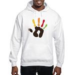 Turkey Hand Hooded Sweatshirt