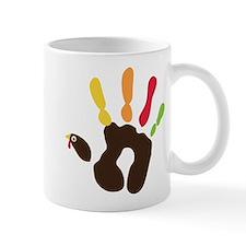 Turkey Hand Mug