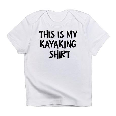 My Kayaking Infant T-Shirt