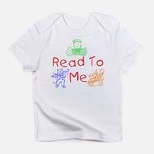 Read to Me-Nursery Rhymes<br> Infant T-Shirt