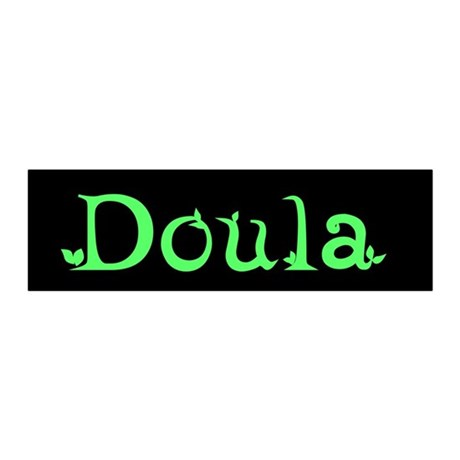 Doula Green 36x11 Wall Peel
