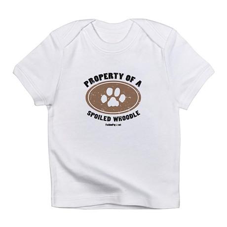 Whoodle dog Infant T-Shirt