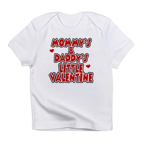 Mommy's & Daddy's Valentine Creeper Infant T-Shirt