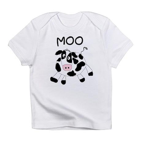 Moo Cow Creeper Infant T-Shirt