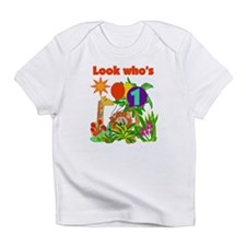 Safari 1st Birthday Creeper Infant T-Shirt