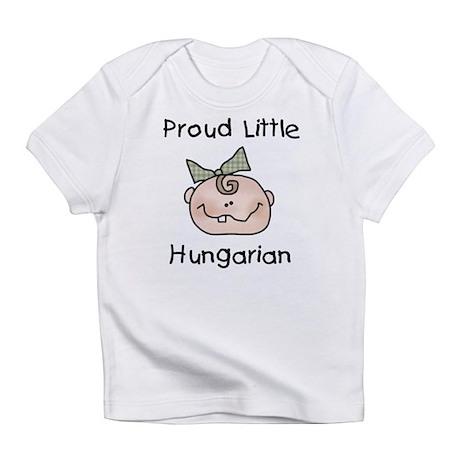 Little Hungarian(Girl) Infant T-Shirt