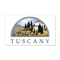 Tuscany 20x12 Wall Peel