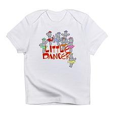 Hippo Little Dancer Infant T-Shirt