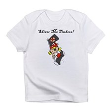Shiver Me Timbers Infant T-Shirt
