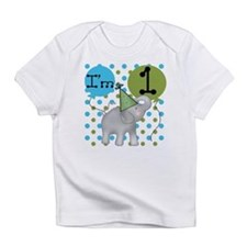 Elephant 1st Birthday Infant T-Shirt