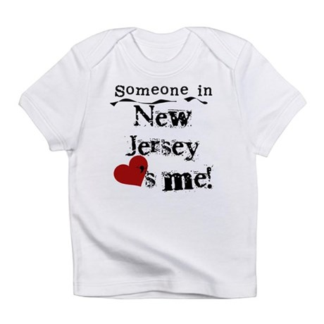 Someone in New Jersey Infant T-Shirt