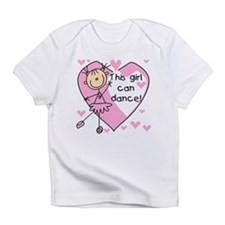 This Girl Can Dance Infant T-Shirt