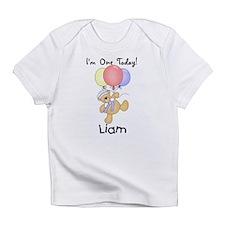 "Boy Bear 1st Birthday ""Liam"" Body Infant"