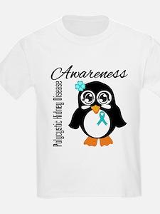 Penguin PKD Awareness T-Shirt