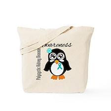 Penguin PKD Awareness Tote Bag