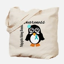 Penguin PKD Awareness Tote Bag