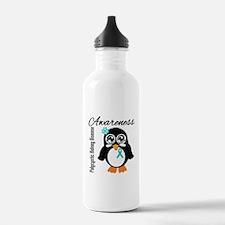 Penguin PKD Awareness Water Bottle