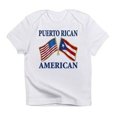 Puerto rican pride Infant T-Shirt